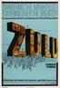 Зулусы / Zulu / Трейлер