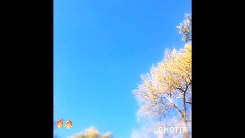 Что такое осень 🍂- это небо....😍