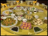 Feast of Complete Manchu-Han Courses--Manchu Ethnic Minority Group