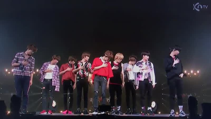 2018 smtown in osaka touch 2
