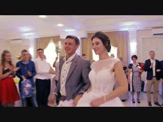 Улетная СВАДЬБА Василисы и Александра!!!