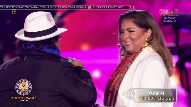 Al Bano Romina Power - Ci Sara,Sharazan,Sempre Sempre i Felicita (Live-Zakopane-Poland 20182019)