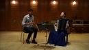 Accordion and Clarinet Duo, Hanzhi Wang Giovanni Punzi, 'Fou Rire'