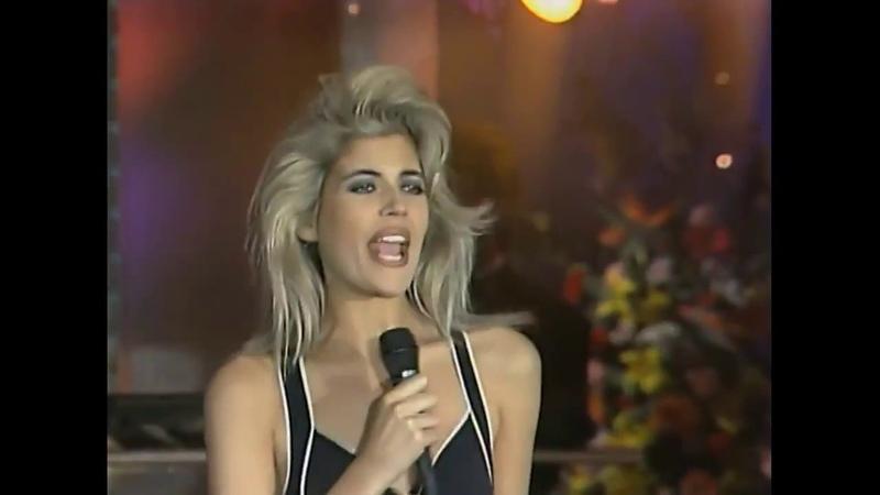 Mandy Smith He's My Boy TVE Entre Amigos 1988 HD