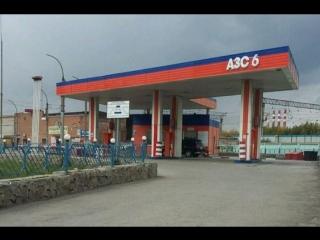 Непонятный бензин на Широкой
