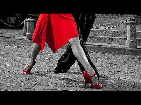 Танец танго на улице музыка В ритме танго