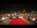 Grand Entry Of Shah Rukh Khan ( SRK ) At Kalyan Jewellers Opening In Doha - Qatar - Qbiz Events