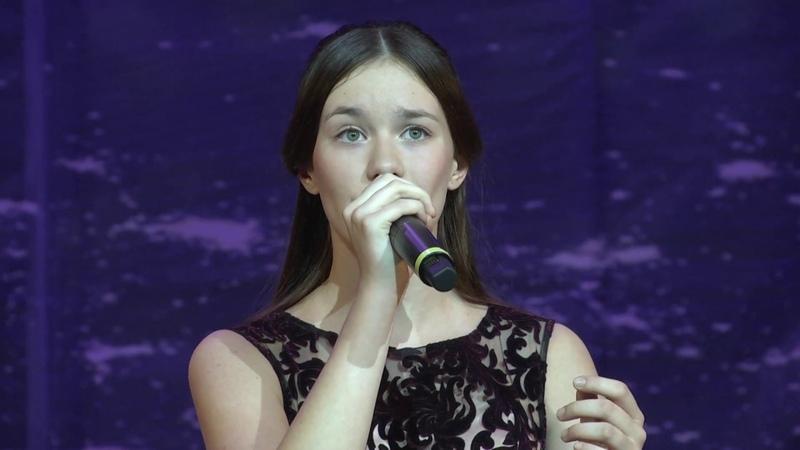 Вероника Устимова, 13 лет Молитва Мерседес из мюзикла Граф Монте-Кристо