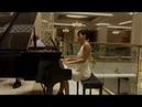 Gala Pustovit, Hotel Pianist