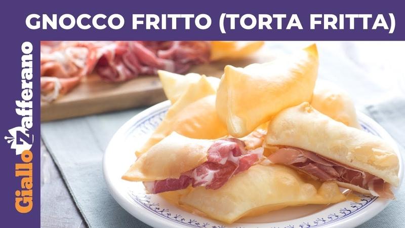 GNOCCO FRITTO FATTO IN CASA Ricetta originale modenese