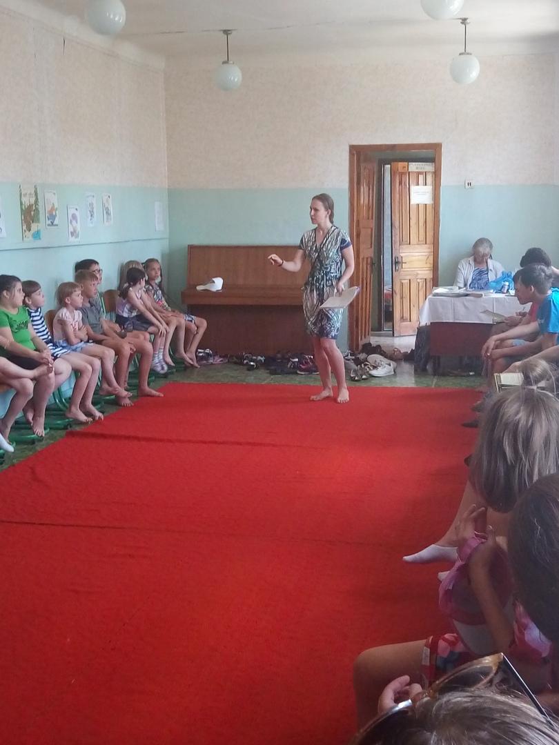 отдел обслуживания учащихся 5-9 классов, Донецкая республиканская библиотека для детей, привет библиоЛЕТО, лето с библиотекой