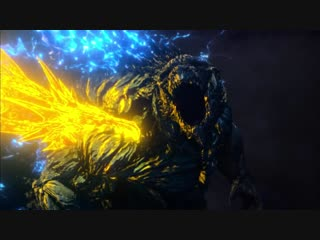 Годзилла: Пожирающий планету / Godzilla: hoshi wo ku mono (2018) BDRip 1080p [vk.com/Feokino]