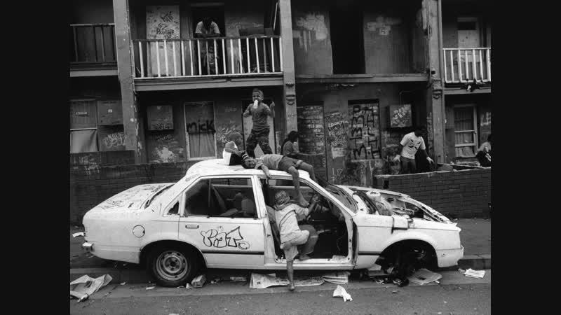 Шок контент банда из гетто расстреляла группу людей