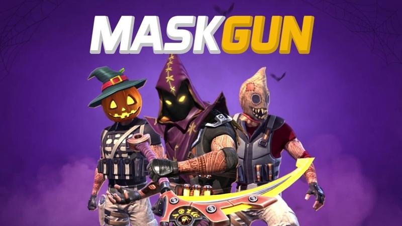 Maskgun Halloween 2018 v2.207 Release