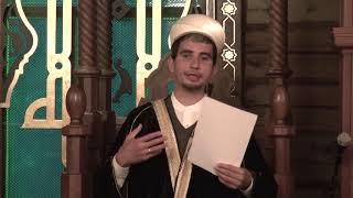 Мечеть Казан Нуры 21 08 2018 Корбан байрам. Праздничный вагаз.