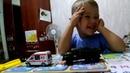 Vlog ребенок в 2 года говорит на английском, новая стрижка, собака Джек Наталья Бубнова