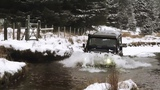 Land Rover Adventure Club Wales 2018 Cambrian Adventure 2 Extreme Snow Adventure