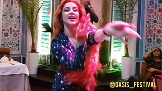 """17 Oasis Festival the party after gala show ( Restaurant """"Baku"""" )"""