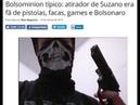 🔴 Bolsominion: atirador de Suzano era fã de pistolas, facas e Bolsonaro.