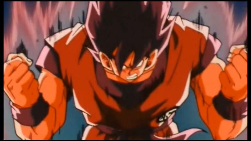 Dragon Boll Z Драконий Жемчуг Зет Сонгоку Супер Каёкен Красный Огонь Бога