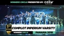 COMPLOT IMPERIUM VARSITY 1ST Place JR Team Winners Circle WOD PANAMA 2018 WODPANAMA2018