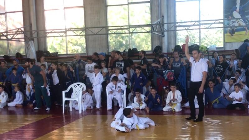 Открытый турнир по дзюдо среди юношей и девушек 2006-2007, 2008-2009 и 2010-2011 г.р.