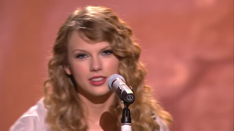 Today Was a Fairy Tale - Rihannon - You Belong With Me -Taylor Swift Grammy Awards 2010