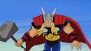 Мстители Величайшие герои Земли - Побег. Часть вторая - Сезон 1, Серия 2 Marvel