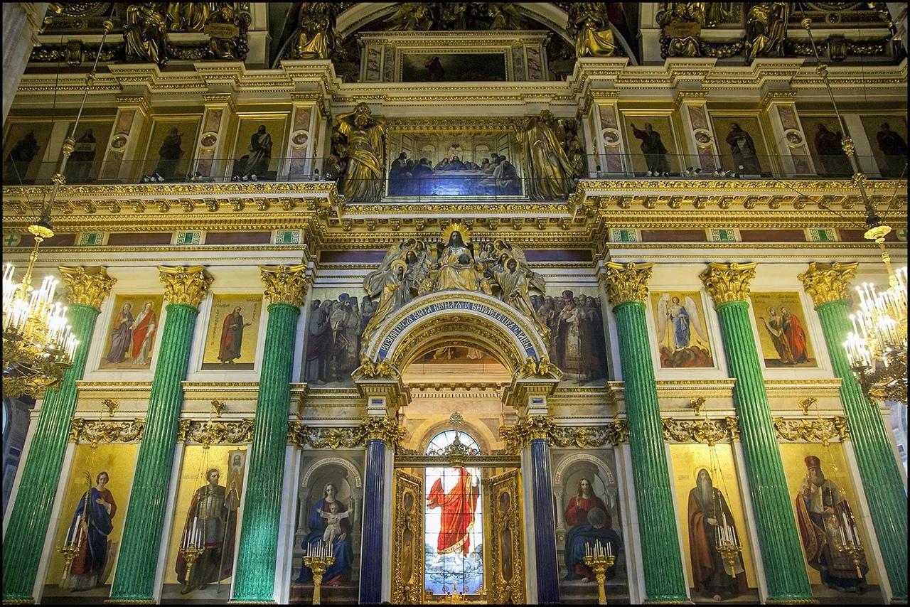 исаакиевский собор склеенные колонны фото учителя ругают