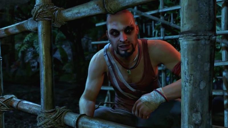 Только у меня здесь член. Ты моя сучка! Я тут царь и Бог! Начало игры Far Cry 3. 2012