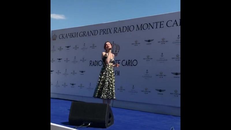16.06.2018 - Москва Скачки «Гран-при Радио Monte Carlo 2018»