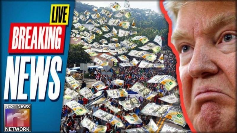BREAKING Trump FURIOUS After Honduran Invaders Issue SICK Demand To Make The Caravan Return Home