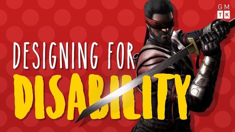 Улучшаем игры для людей с дальтонизмом и слабым зрением [eng w sub] designing for disability by Mark Brown