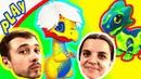 У БолтушкИ и ПРоХоДиМЦа Появились Новые ДРАКОНЫ! 103 Игра для Детей - Легенды Дракономании