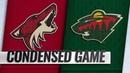 10/16/18 Condensed Game: Coyotes @ Wild