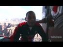Уилл Смит отметил 50-летие экстремальным прыжком в Гранд-Каньон