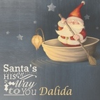 Dalida альбом Santa's On His Way To You