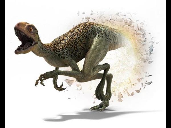 Primeval - Daemonosaurus