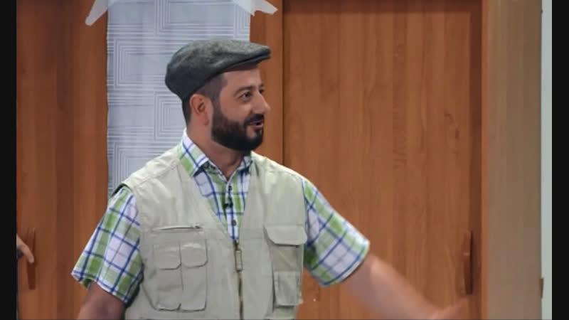 Михаил Галустян насяльника    «Слава богу, ты пришёл!»