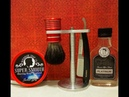 Vanta shavette, Wickham Southsea Spray and Fine Platinum aftershave
