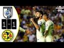 Mexico I Queretaro vs America 1-1 Resumen Goles Liga MX 2018