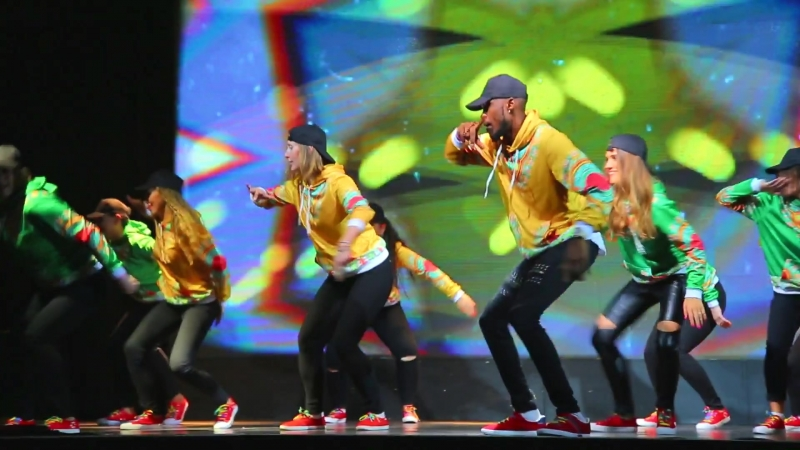Шоу-группа William Jmawilo - Афро-хаус
