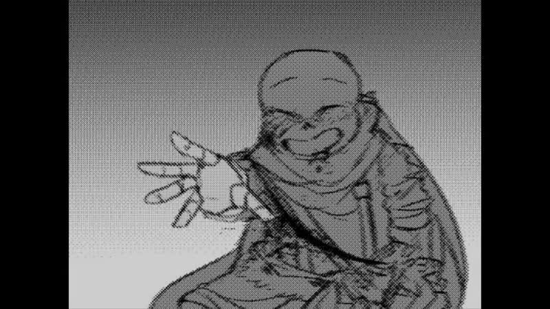 【MIX COMICS UNDERTALE】【Я,БЛТЬ,НЕ БУХОЙ!】【RUS DUB】