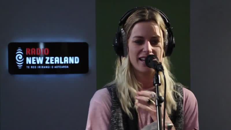 Gin Wigmore - Written In The Water in Session at Radio New Zealand