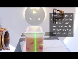 «GPS» для перемещающихся в человеческом организме роботов