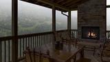 Rain and Thunder Sleep, Study, Relax Rainstorm White Noise 5 Hours