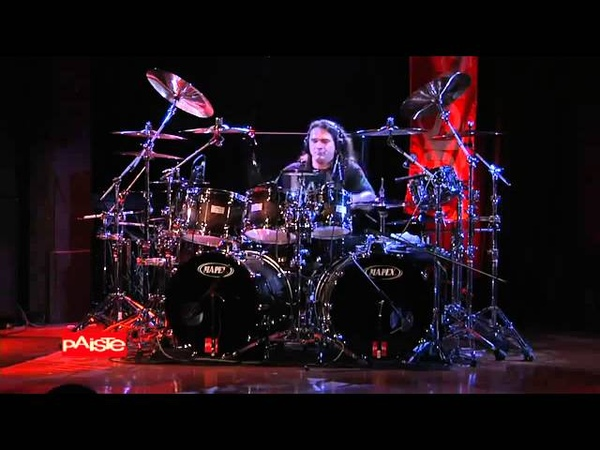 Aquiles Priester melhor baterista do mundo