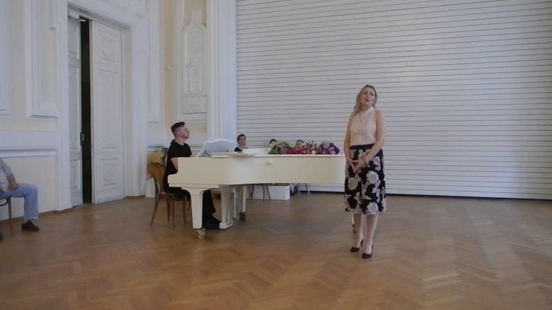 Кирилл Молчанов, песня Женьки Комельковой «Жди меня» из оперы «Зори здесь тихие»