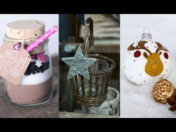 DIY ROOM DECOR! 50 Christmas And Winter Room Decor   Simple Easy crafts
