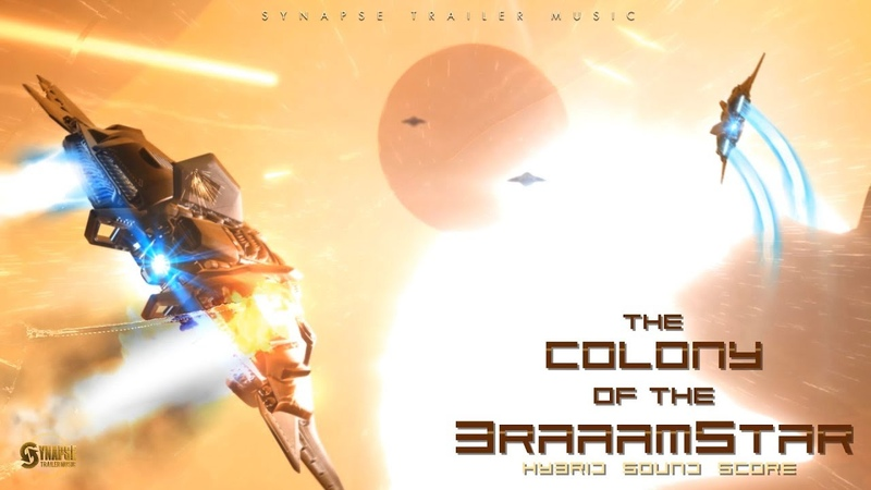 Epic Hybrid Orchestral Music | album Colony Of The Braaamstar preview by Synapse Trailer Music